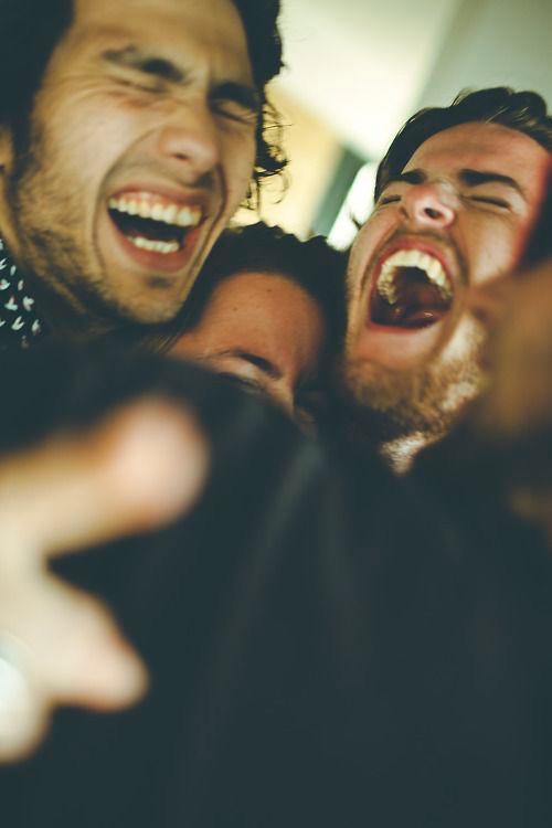 Skratt folk